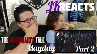 The Handmaid's Tale Season 3 FINALE Part 2 JKReacts