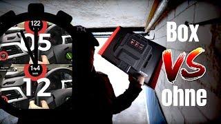 Nachgemessen - Was bringt eine Chip Tuning Box? DTE Systems PowerControl X Test und Zeiten