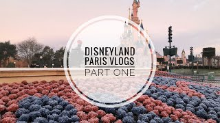 Disneyland Paris Vlogs Day 1 - Travel Day