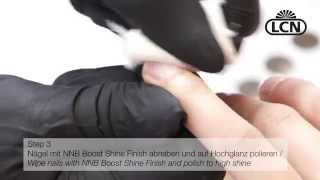LCN Natural Nail Boost Gel - I'm a natural Beauty Thumbnail