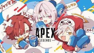 【APEX】CRカップカスタム途中から~(・ω・)ノ【椎名唯華/にじさんじ】