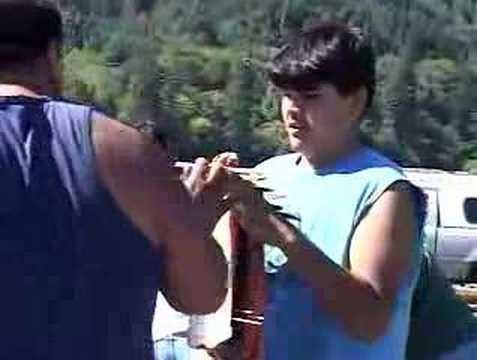Klamath River Fish Kill 2002  (Earthjustice)