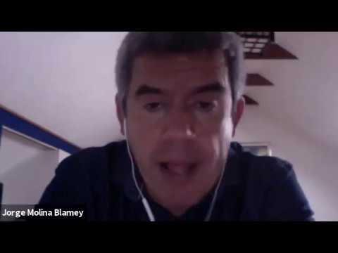 Entrevista a Jorge Molina (Kinesiología) sobre uso de ventiladores mecánicos en pacientes Covid 19