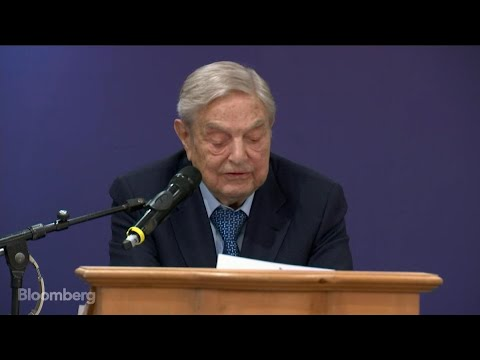 George Soros: Facebook and Google are a menace to society
