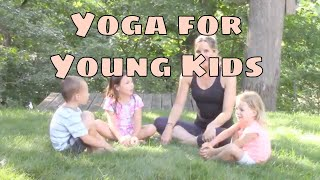 Teaching Yoga to Young Children Online Training