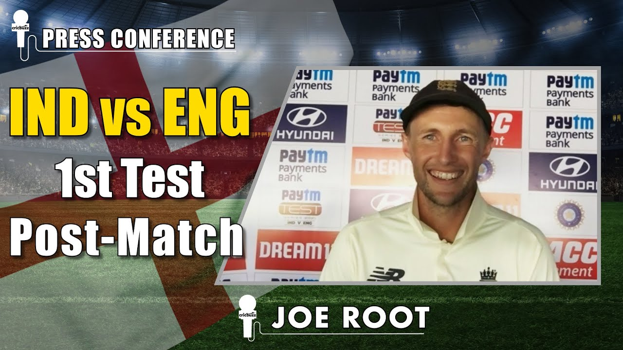 Team India will be hurting, expect them to bounce back strongly: Joe Root - Cricbuzz