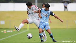 テゲバジャーロ宮崎vsY.S.C.C.横浜 J3リーグ 第18節