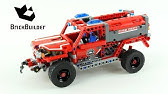 Lego Technic 42075 First Responder Rc Mod With Building Instructions