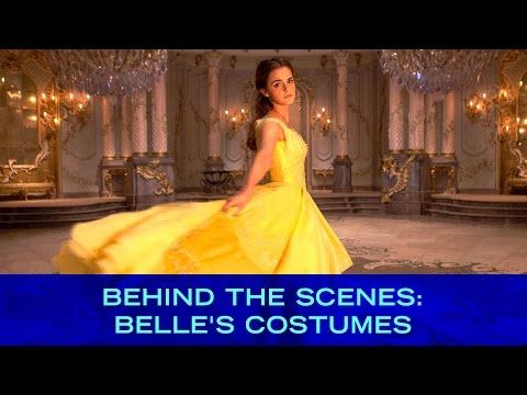 Thumbnail: Beauty and the Beast Wardrobe by Jacqueline Durran | Disney Style