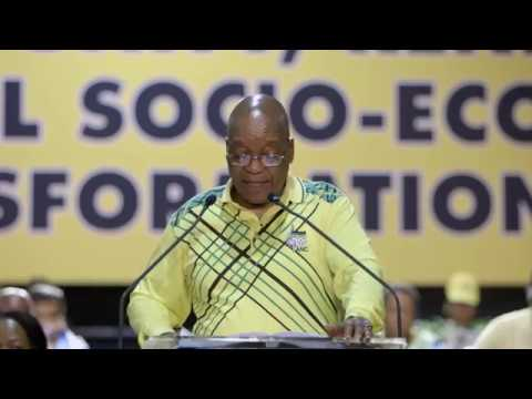 8 quotes from President Jacob Zuma's last speech