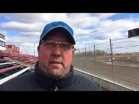 Meet new I-96 Speedway owner Jeff Dice