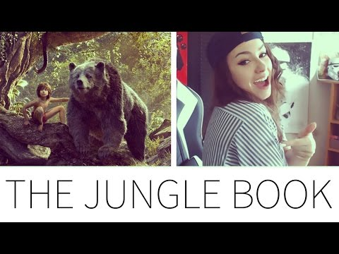 The Jungle Book Movie Review  I BunnyGirl's Thoughts