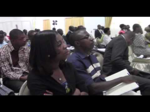GIMPA-The Launch of Agribusiness Management Programme(AgMP)