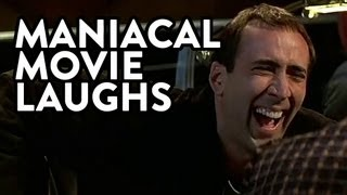 Video 100 Greatest Maniacal Movie Laughs download MP3, 3GP, MP4, WEBM, AVI, FLV Agustus 2018