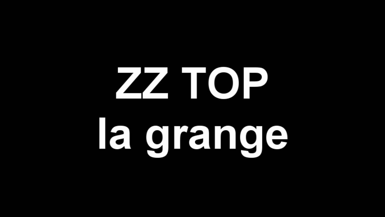 Zz Top Youtube
