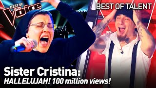 MOST REMARKABLE talent in The Voice ever: a NUN!