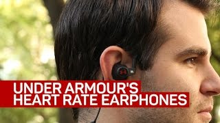 Sweat with Under Armours heart-rate headphones