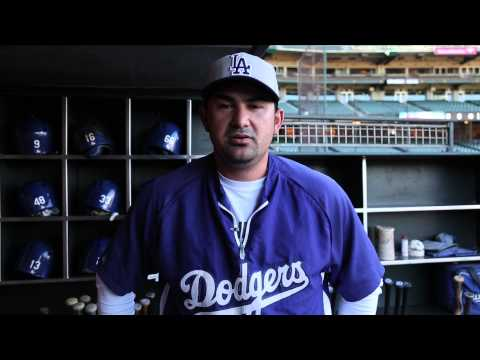 Nike Eastside Rising #GarfieldRising Los Angeles Dodgers Adrian Gonzalez
