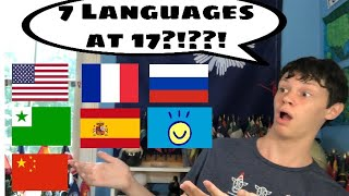 My Polyglot Journey | Speaking 7 Languages at 17
