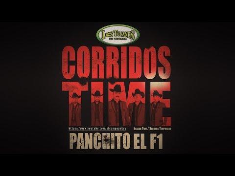 Panchito El F1  Los Tucanes De Tijuana 2015