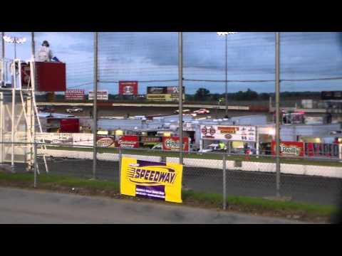 Hobby Stock Amain @ I-80 Speedway 05/24/15