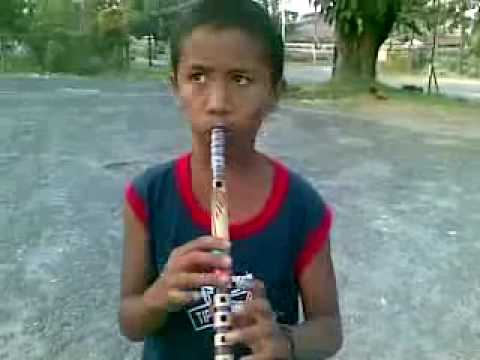 Arjohn Gilbert  Aeta Boy Singing Always Be My Ba