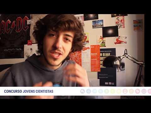 Jovens Cientistas - Testemunho João Álvares