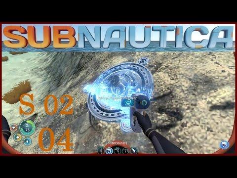 """Subnautica S02-04 """"Ab zur nächsten Insel - wir brauchen Lithium"""" Let's Play Gameplay Deutsch"""