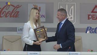Ольга Харлан визнана спортсменкою місяця?>