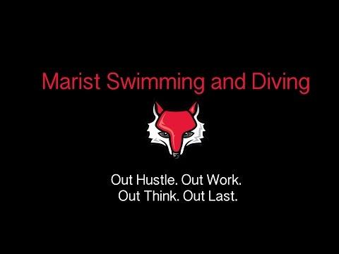 Marist College Swimming & Diving 2016
