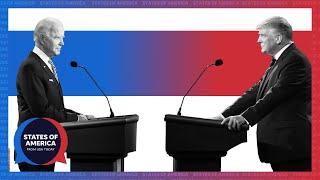 Debate recap: Battleground states take center stage between Trump and Biden | States of America