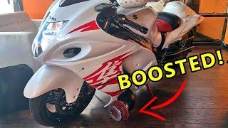 I FOUND A CHEAP TURBO BUSA - It Came From Craigslist!