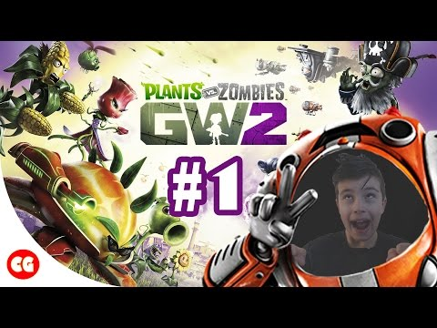 Plants vs. Zombies Garden Warfare 2 - KIJK NIET ZO WEIRD!!