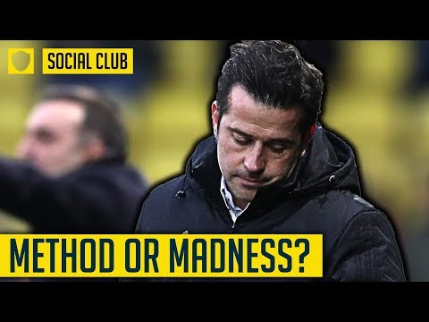 ARE WATFORD MAD TO SACK MARCO SILVA? | SOCIAL CLUB
