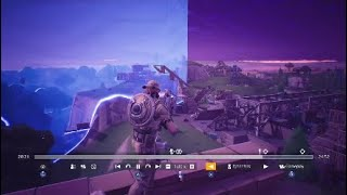 FORTNITE attention glitch never die in the storm