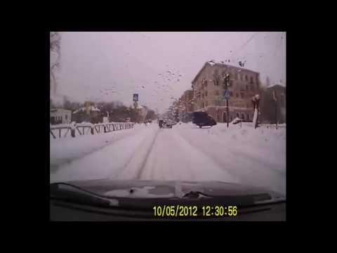 Подборка ДТП Пермь и Пермский край