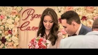 Свадебный вдео ролик Рустам и Салтанат. Свадебное видео. Видеооператор на свадьбу в Алматы