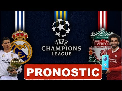 La Finale : Real Madrid - Liverpool ⏩ MON PRONO 🔵🔴