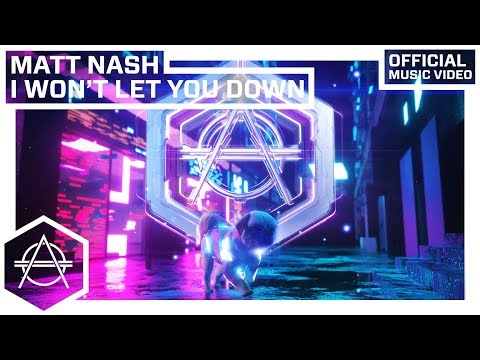 matt-nash---i-won't-let-you-down-(official-audio)