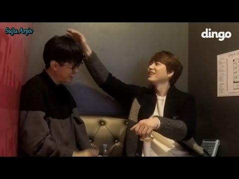 161121 Dingo Music - Kyuhyun ve Fanboyu Karaoke'de (Türkçe Altyazılı)