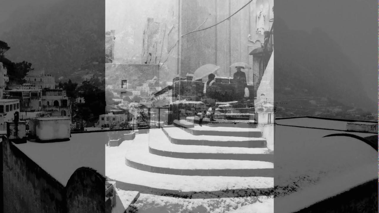 Capri In Bianco E Nero La Grande Neve Nelle Foto Di Pietro Chirico