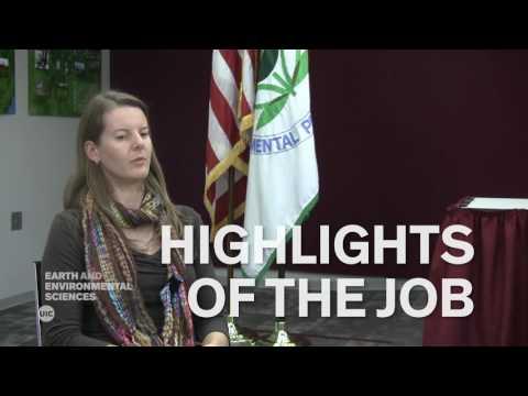 Geoscience Careers | Environmental Scientist - Natalie Topinka