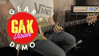 Tone Test : PRS SE Zach Myers Semi Hollow at GAK
