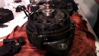 Как снять генератор на Пежо 206: фото и видео