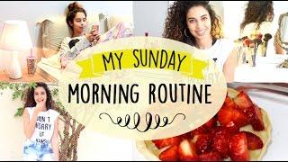 Minha Rotina da Manhã de Domingo - My Sunday Morning Routine