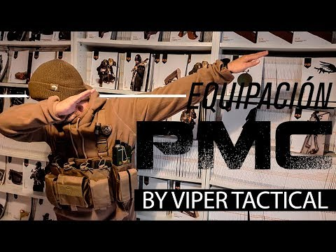LOADOUT PMC [PRIVATE MILITARY CONTRACTOR] BY VIPER TACTICAL