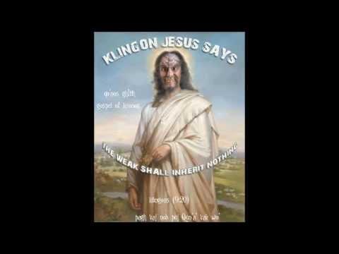 A Klingon Christmas:AYE' QIS'maS tlhIgan