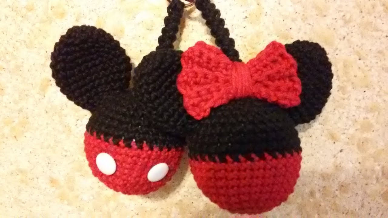 mickey – Amigurumi Patterns | 720x1280