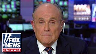 Giuliani breaks down Trump's 2020 rivals, reacts to Epstein arrest