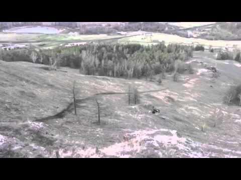 Квадро BRP, Polaris Сахалин. Хабаровск открыл сезон. 🤘🏼😎 ATV CRASH Sakhalin Russia